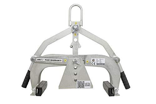 ORIT Universal Versetzzange Clever Grip - Reichweite 10-260 mm - Eintauchtiefe 140 mm - Max. Laden 350 kg
