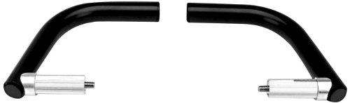 FISCHER  MTB Lenkerzusatzgriffe Bar Ends, schwarz