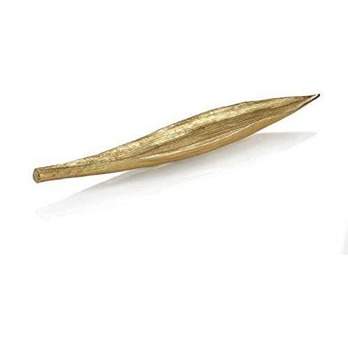 Michael Aram Agave Long Platter Gold - 175658