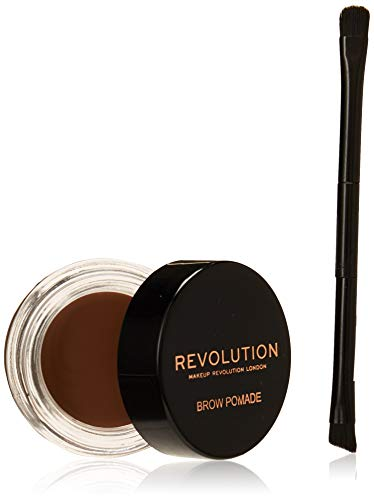 MAKEUP REVOLUTION Brow Pomade Soft Brown, 3 g