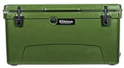Honorable Mention for Best Large Cooler: Elkton outdoors 110-Quart Heavy Duty Ice Chest