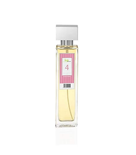 IAP PHARMA PARFUMS nº 4 - Eau de Parfum mit Sprühmann für Damen - 150 ml