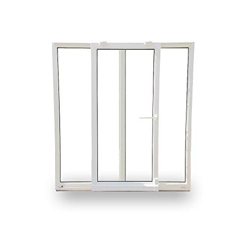 Parallelschiebekipptür - weiß - PSK Tür - 200x210 cm Rechts