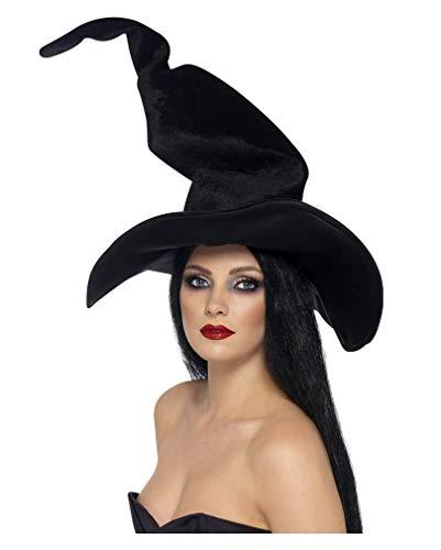 Horror-Shop Sorcière Black Velvet