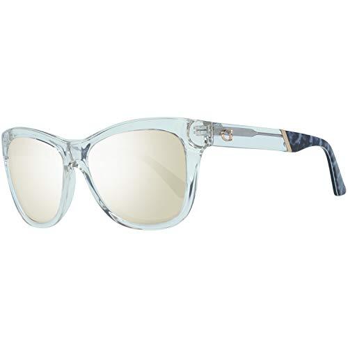 Guess Sun GU7472 26G-56-17-140 Gafas de sol, Blanco (White), 56 Unisex Adulto