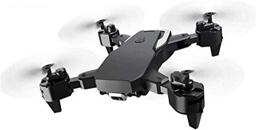 Dron GPS con cámara 4K FPV, cuadricóptero sin escobillas de Video en Vivo WiFi con Estuche de Transporte, Cambio de cámara Dual, Retorno automático a casa, dron Selfie para Principiantes ADU