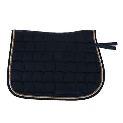 Cotton Comfort Engels Zadeldekje Paardrijden Dressuurzadels Pads 69x50cm / 27.16x19.68inch