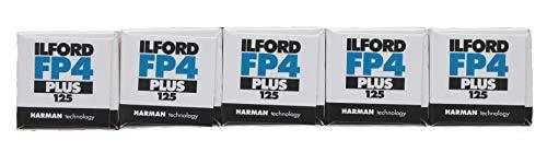 ILFORD FP4 B&W 120 FILM