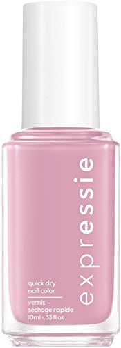 """Essie Schnelltrocknender Nagellack """"expressie"""", Nr. 200 in the time zone, Pink, Vegane Formel, 10 ml"""