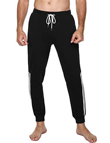 Sykooria Pantalones Hombre Deporte 2 en 1,Pantalones Hombre Vaqueros Elasticos,Pantalones Hombre Algodon Pantalon Chandal Hombre,Pantalones de Trabajo Hombre Elasticos,Pantalones Hombre Vestir