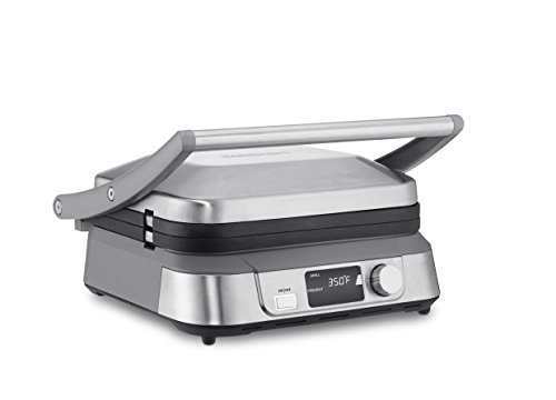 Cuisinart GR-5BP1 Electric griddler, GR-5B, Stainless Steel