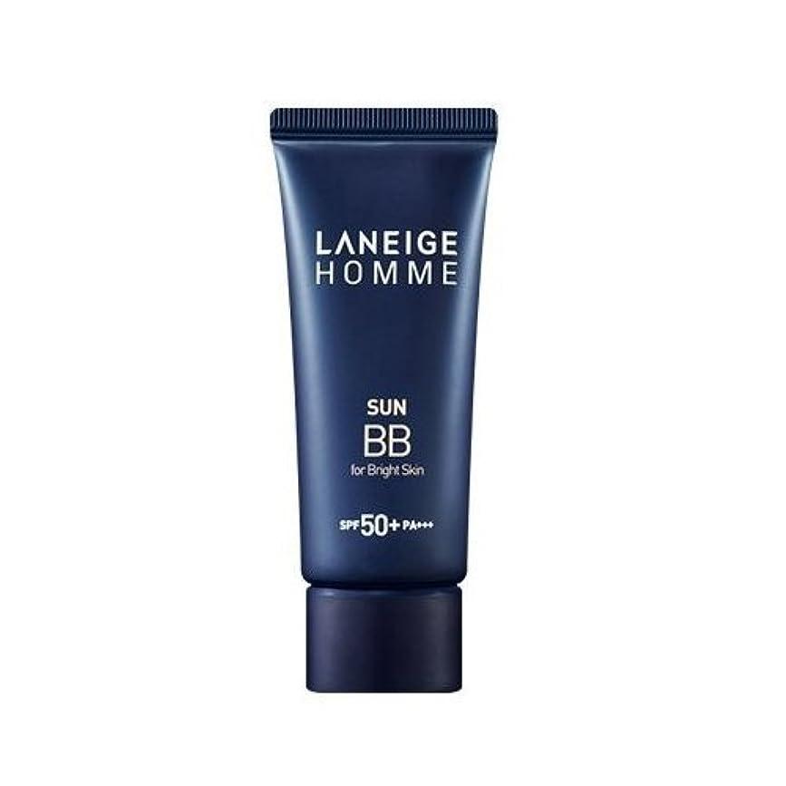 裁判所埋め込むポスト印象派Laneige Homme Sun BB Cream (SPF40/PA++) - #Bright skin