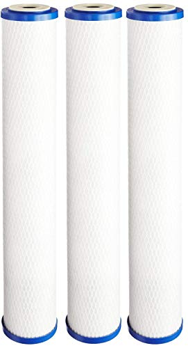 Pentek EP-20 Carbon Block Filter Cartridge, 20