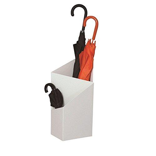 GYH Paragüeros Soporte de Paraguas japonés, Personalidad Creativa Oficina en casa Lobby Cubo de Paraguas, Negro Estante de Hierro Forjado Display Tamaño de Rack de Almacenamiento -25x20x60cm (#)