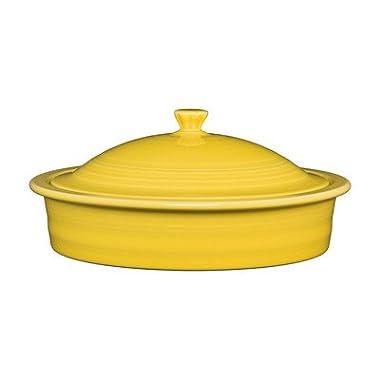 Homer Laughlin 320-1488 Tortilla Warmer, Sunflower
