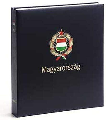 DAVO 5534 Luxe stamp album Hungary IV 1980-1989