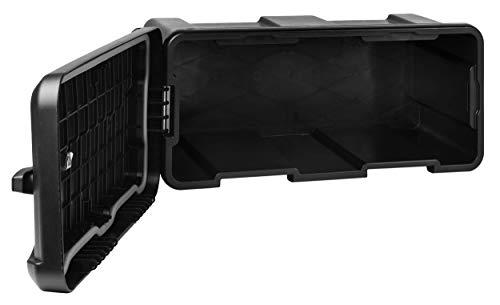 25l Unterbaubox oder Deichselbox für PKW Anhänger, Pritschenfahrzeuge, LKW Anhänger, Staubox, Werkzeugkiste, Gurtkiste - 3
