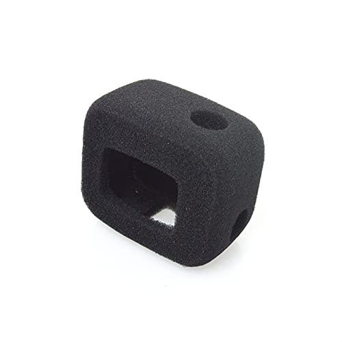 DAXINIU Caso de Espuma de Espuma de Espuma Viento Reducción de Ruido Parabrisas Mejorado Audio Captura for GOPRO Hero 5 6 7 8 Cámara Deportiva Negra Accesorios de la cámara (Color : For Gopro 5 6 7)