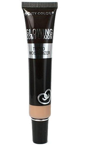 CITY COLOR Glowing Complexion Tinted Moisturizer - Sand