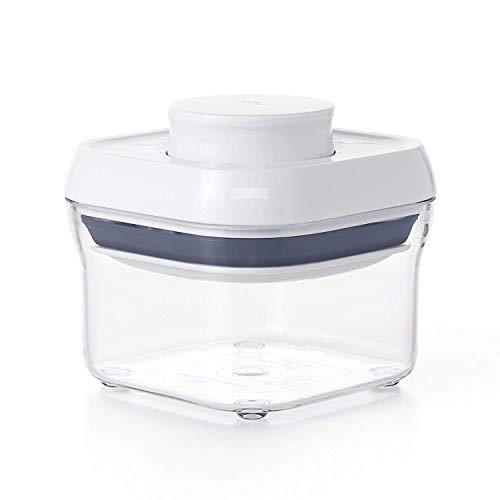 OXO Good Grips 0.3 Qt POP Container – Airtight Food Storage – for Spices & Herbs and More