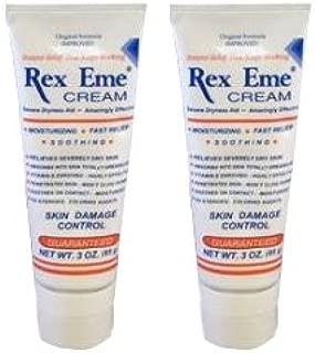 Rex Eme First Aid Cream - 2 Pack - 3 Oz Tubes