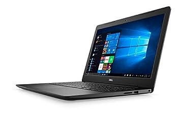 Dell Inspiron 3000 Series 15.6  HD Notebook - Intel Celeron 4205U 1.8GHz - 4GB RAM 128GB PCIe SSD - Webcam - Windows 10 Home in S Mode Black
