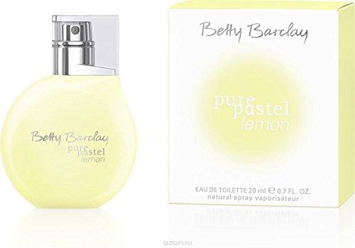 Betty Barclay Pure Pastel lemon, Eau de Parfum 20 ml