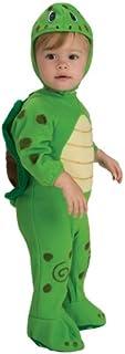 "Rubie""s Halloween Karneval Kinder Kostüm Strampler Schildkröte Gr.2-3 Jahre"