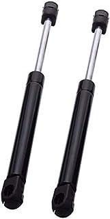 93386999 1 paio nero OE 5132262 Molle ammortizzatori per auto Portellone posteriore Pistoni a gas Supporto molla in acciaio e materiale in gomma per Meriva MPV 2003-2010