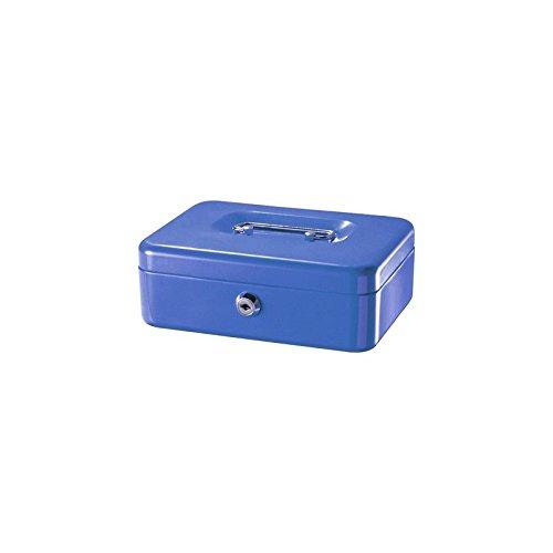 Rieffel VT-GK 3 Caja portallaves y Organizador Acero Rojo Armario para Llaves Acero, Rojo, Llave