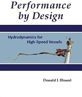 Hydrodynamics for High Speed Vessels Performance by Design (Hardback) - Common
