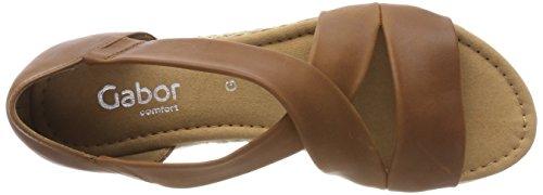 Gabor Shoes Comfort Sport Riemchensandalen, Braun - 5