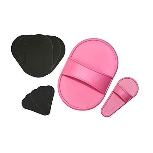 Hilai Haarentfernung Pad 1 Packung Glatte Haut Enthaarungspads FüR Gesicht Beine Arm NatüRlich Enthaarung Hair Remover Tool