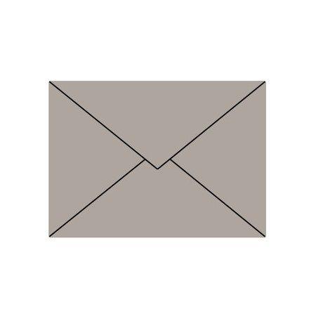 Artoz Trend 1001 Kuverts E6 (191 x 135mm) graphit, Verpackungseinheit 50 Stück - Preis für 50 Stück