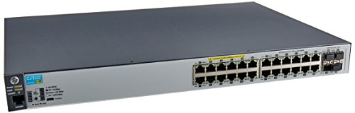 HP J9773A 2530 Switch-Serie 2530-24G-PoE+ Managed L2 Ethernet-Switch mit Festanschluss