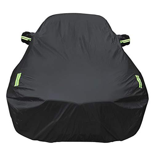 Autoabdeckung Kompatibel mit Peugeot 107 Car Cover Car Plane wasserdicht und atmungs Car Cover Car-Schutz UV-Schutz Staub im Freien Car Cover (Color : Single Layer)