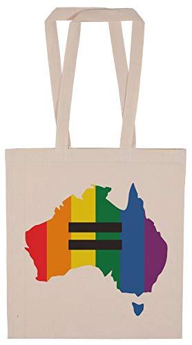 Metera Lgbt Gleichberechtigung Australien Einkaufskörbe Totes