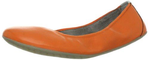 VIVOBAREFOOT Jing Jing L Damen Laufschuhe PU Dance Schuhe, Pink - Lachsfarben - Größe: 35.5