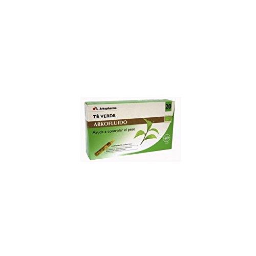 Arkopharma S.A Laboratorio Farmaceutico - Viales te verde arkofluido arkopharma