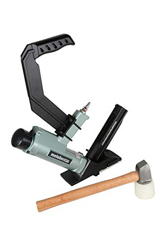 Metabo HPT Flooring Stapler | Pneumatic | Accepts 15.5 Gauge 1'-2'...