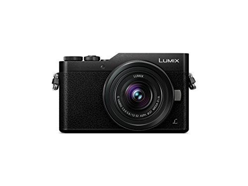 Panasonic Lumix DC-GX800 + 12-32mm f/3.5-5.6 MILC 16 MP Live MOS 4592 x 3448 Pixeles Negro - Cámara digital (16 MP, 4592 x 3448 Pixeles, Live MOS, 4K Ultra HD, Pantalla táctil, Negro)