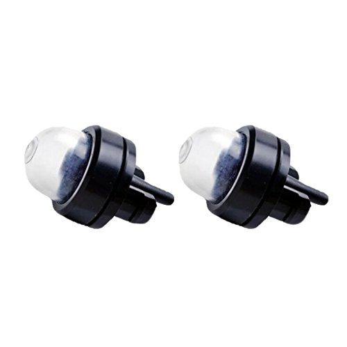 HomeDecTime 2X Kraftstoffpumpe Vergaser Primer Birne Pumpe HT250 FS36 FS40 FS44 FS120 FS120R FS250 Kettensäge Motorsägen Trimmer Freischneider