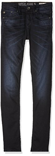 Garcia Kids Jungen Xandro Jeans, Blau (Dark Used 2539), 176