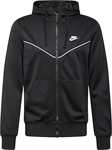 Nike Repeat PK Full Zip Hoody (S, Black, s)