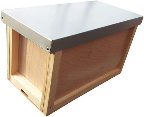 AGS  Bee Nucleus box, bee buc, Beehive 5 Frame national bee hive for super,...