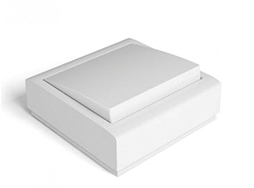 FAMATEL 8010 - Pulsador timbre superficie 10A-250V