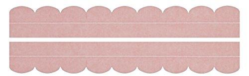サンコー ズレない汚れ防止テープ おくだけ吸着 便器すきまテープ ピンク OD-50