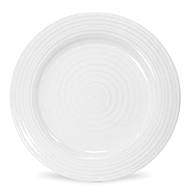 Portmeirion Sophie Conran White Salad Plate, Set of 4
