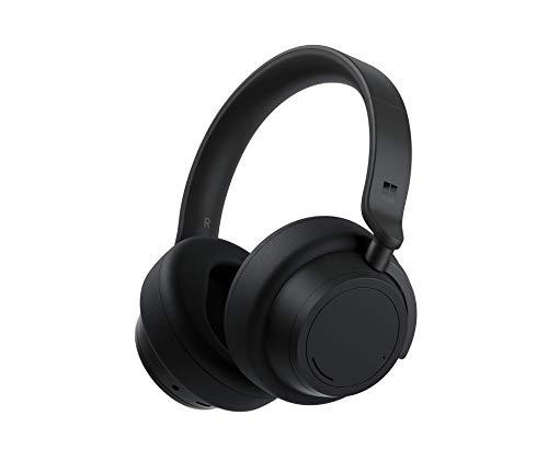 Microsoft Surface Wireless Bluetooth Noise-Cancelling Headphones 2 (Matte Black)