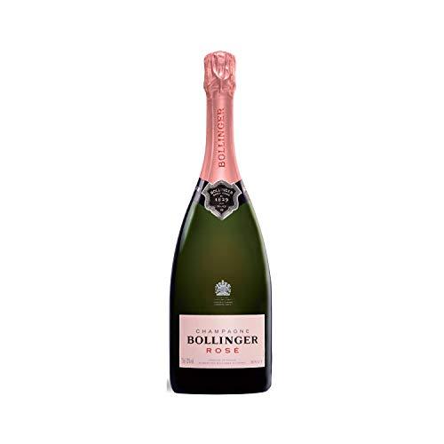 Champagne Brut Rosé - Bollinger - Rebsorte Chardonnay, Pinot Meunier, Pinot Noir - 75cl